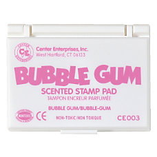 Center Enterprise Scented Stamp Pads Bubble