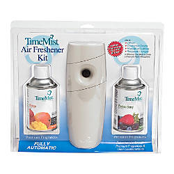 TimeMist Metered Air Freshener Dispenser Kit