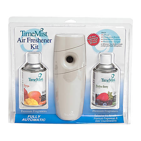 TimeMist® Metered Air Freshener Dispenser Kit