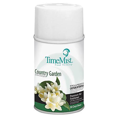 TimeMist® Metered Air Freshener Refill, Country Garden