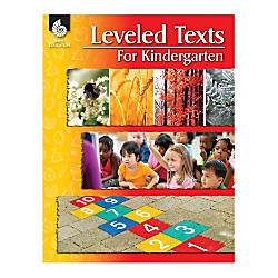Shell Education Leveled Texts Grade K