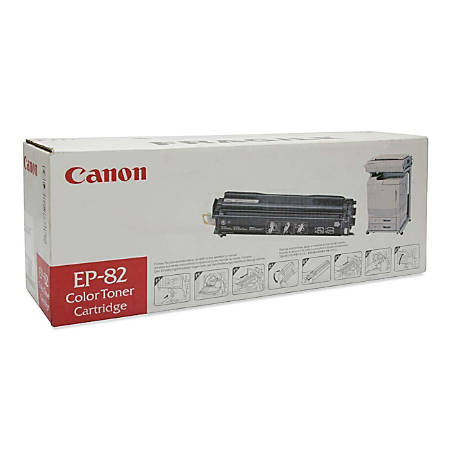 Canon EP-82 Original Toner Cartridge - Laser - 8500 Pages - Yellow - 1 Pack