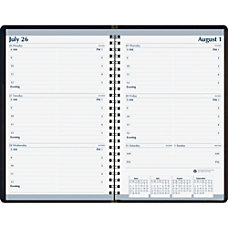 SKILCRAFT Weekly Appointment Planner 5 x