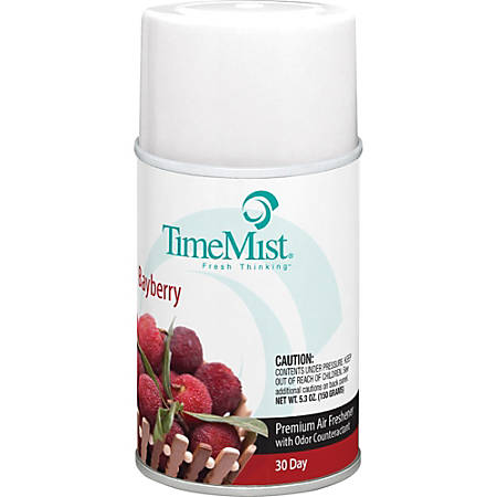 TimeMist® Metered Air Freshener Refill, Bayberry