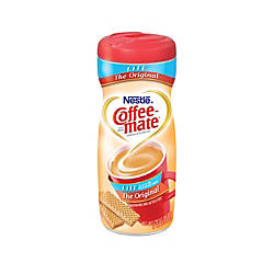Nestle Coffee mate Powdered Creamer Canister