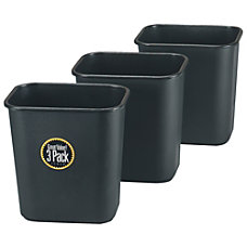 Rubbermaid Rectangular Waste Can 28 Quart