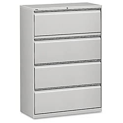 Lorell Lateral File 4 Drawers 52
