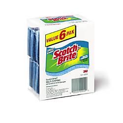 Scotch Brite 5809 Multipurpose Sponges Pack