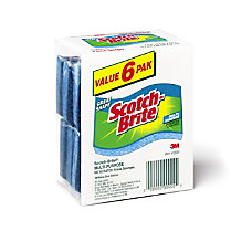 Scotch Brite 5809 Multipurpose Sponges Pack