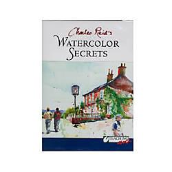 North Light Charles Reids Watercolor Secrets