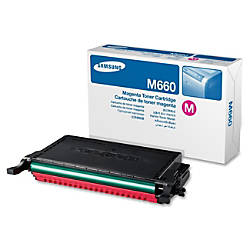 Samsung CLP M660A High Yield Magenta