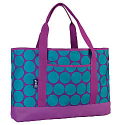 Wildkin Tote All Bag Big Dot