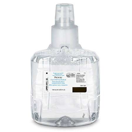 PROVON® Clear & Mild Foam Handwash Refill For PROVON® LTX-12™ Dispenser, 1200 mL, Pack Of 2