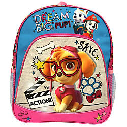 Paw Patrol Girls Backpack Pink