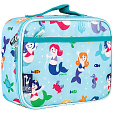 Wildkin Polyester Lunch Box Mermaids By