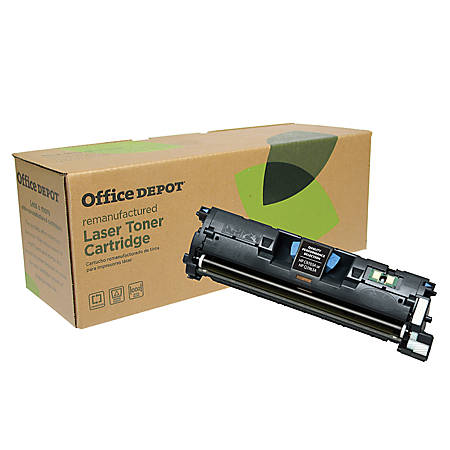 Clover Imaging Group OD2550B Remanufactured Toner Cartridge Replacement For HP 121A Black