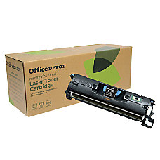 Office Depot Brand OD2550B Remanufactured Toner