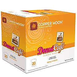 Copper Moon Coffee Single Serve Cups