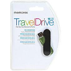 Memorex TravelDrive 16GB