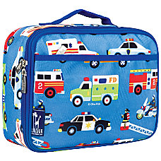 Wildkin Polyester Lunch Box Heroes By