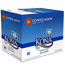 Copper Moon Coffee Aroma Cups Kona