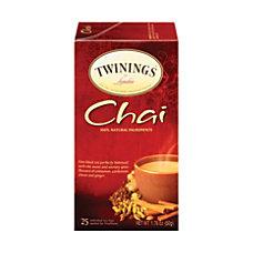 Twinings Chai Tea Bags 176 Oz