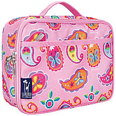 Wildkin Polyester Lunch Box Paisley By