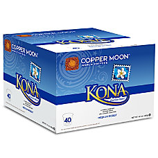 Copper Moon Coffee Single Serve Cups