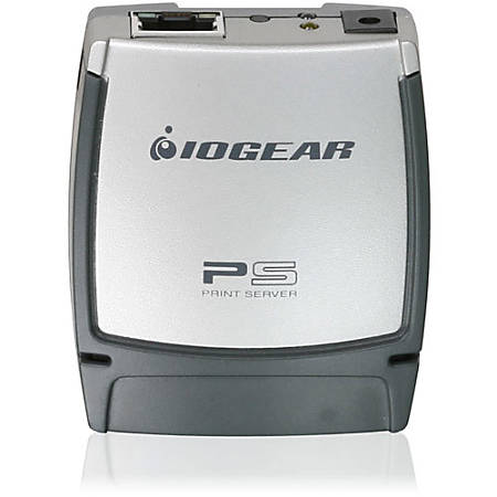 IOGear® USB 2.0 Print Server