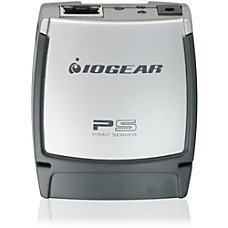 IOGear USB 20 Print Server