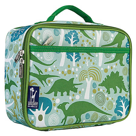 Wildkin Polyester Lunch Box, Dinomite Dinosaurs