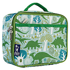 Wildkin Polyester Lunch Box Dinomite Dinosaurs