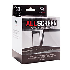 Advantus ReadRight Screen Cleaning Kit For