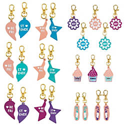 Divoga Best Friends Key Chains Assorted