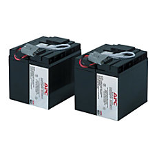 APC Replacement Battery Cartridge 55 Spill