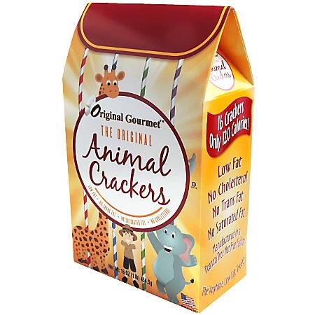Original Gourmet Animal Crackers, 16 Oz