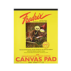 Fredrix Canvas Pad 16 x 20