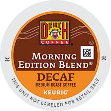Diedrich Morning Edition Decaf K Cup