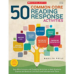Scholastic Teacher Resources 50 Common Core