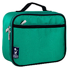 Wildkin Polyester Lunch Box Emerald