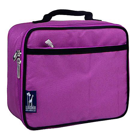 Wildkin Polyester Lunch Box, Orchid