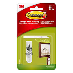 3M Command Damage Free Picture Hanging