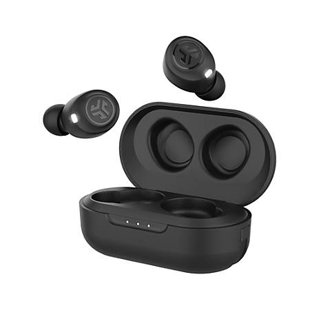 JLAB JBuds Air True Bluetooth® Earbuds, Black