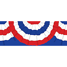 Scholastic Teachers Friend Patriotic Bunting JUMBO