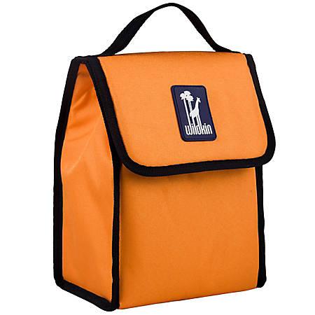 Wildkin Munch 'N Lunch Bag, Bengal Orange