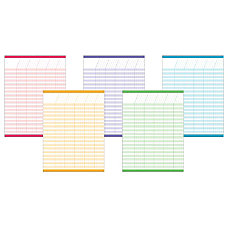 Teachers Friend Incentive Charts Multicolor Pre