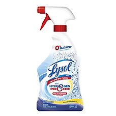 Lysol Multi Purpose Cleaner With Hydrogen