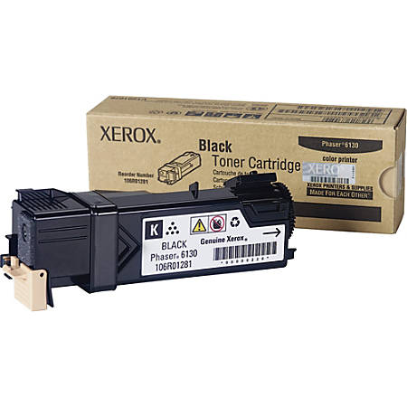 Xerox® 106R01281 Black Toner Cartridge