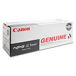 Canon Black Toner Bottle Laser Black