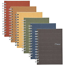 Mead 100percent Recycled Notebook 5 x